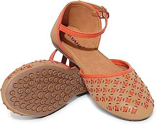 YAHE Women's Napa Leather Fashion Bellies/Sandal/Ballerina Casual Flat Shoes Y-40