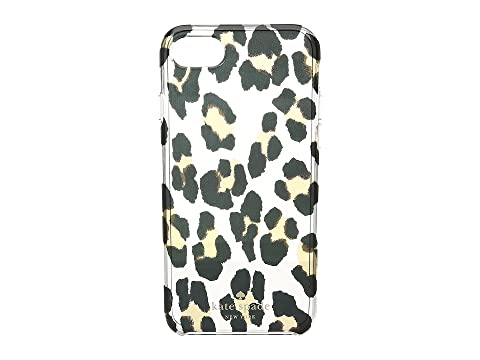 Kate Spade New York Leopard Clear Phone Case for iPhone® 7