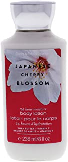 Bath & Body Works Japanese Cherry Blossom Original Signature Collection Body Lotion, 8 fl oz, 236 ml