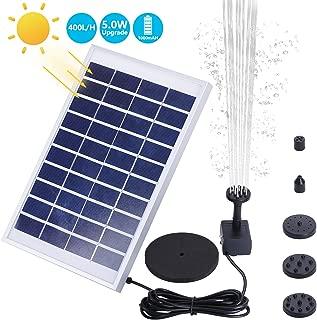 Mejor Bomba Solar De Superficie de 2020 - Mejor valorados y revisados