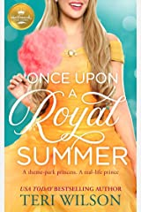 Once Upon a Royal Summer: A delightful royal romance from Hallmark Publishing Kindle Edition