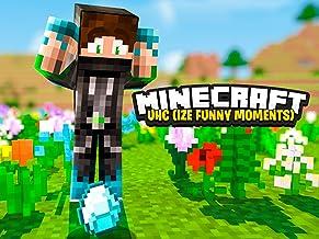 Clip: U.H.C. Minecraft (IZE Funny Moments)