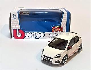 ブラーゴ アバルト ミニカー 1/43 フィアット プント FIAT ABARTH GRANDE PUNTO 2014 [並行輸入品]