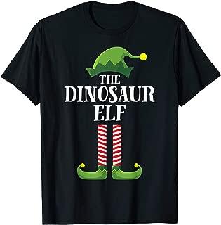 family dinosaur christmas pajamas
