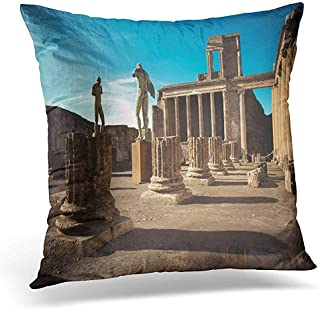 Oil Painting Le Brun, Charles - The Martyrdom St. Andrew Pillow Shams 18 X 18 Inches Best Choice Bedroom Her Home Theater Floor Divan Birthday Each Side