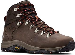 Columbia Men's 100MW Titanium Outdry Boot, Cordovan/Dark Adobe