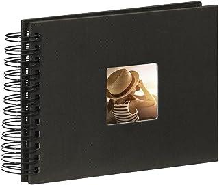 Hama Fine Art - Álbum de fotos, 50 páginas negras (25