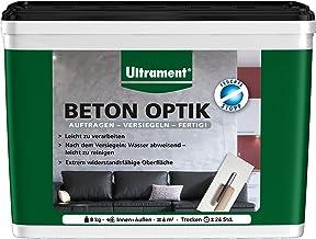 Ultrament Beton Optik, anthrazit, 8kg