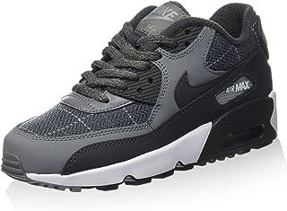 quality design 399dd 86887 Nike Kids Air Max 90 SE LTR (GS) Running Shoes