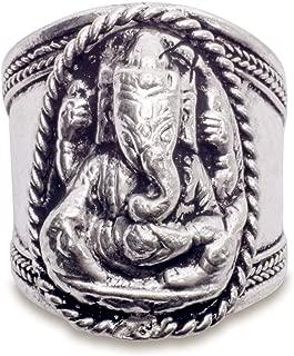 Shamans Market Ganesha Finger Ring