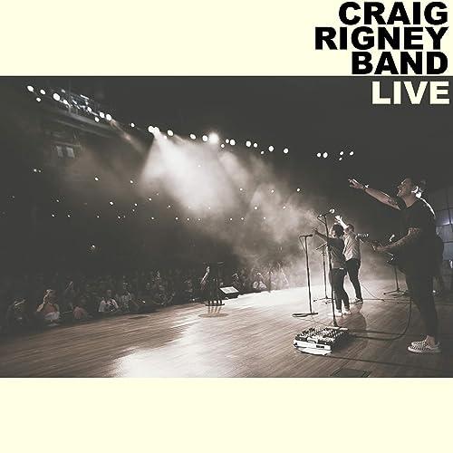 Craig Rigney - Craig Rigney Band Live 2019