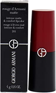 Giorgio Armani Rouge DArmani Matte Lipcolor - 201 Nightberry, 4 g