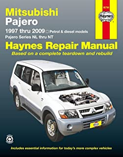 Best pajero repair manual Reviews