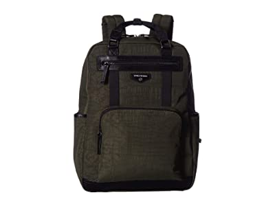 TWELVElittle Courage Backpack (Olive) Backpack Bags