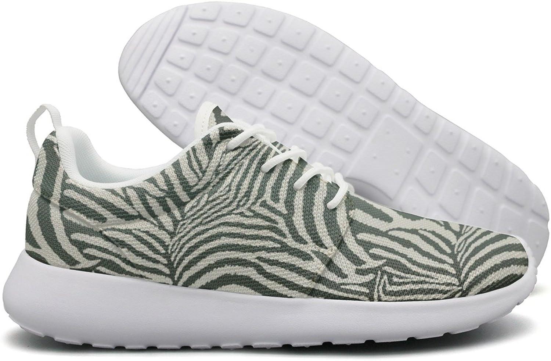 ERSER Animal Zebra Print Running Tennis shoes for Women