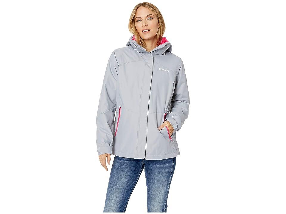 Columbia Bugabootm II Fleece Interchange Jacket (Astral/Cactus Pink) Women