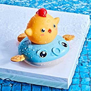 Baby Bathing Temperature Measuring Toys, Swimming Ducks, Playing In Water, Baby Bathing, Children Playing In Water, Playin...
