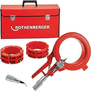 Rothenberger Rocut 55035 nożyce do rur z tworzywa sztucznego, średnica 50/75/110 mm, 1 sztuka