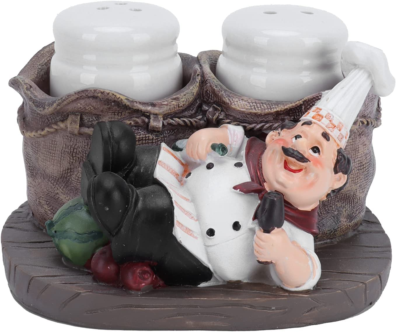 Chef Decorative Toothpick Holder Chicago Mall At the price French F Innovative Resin