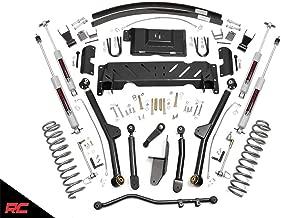 xj 4.5 long arm lift kit
