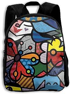 colorful underwear romero britto