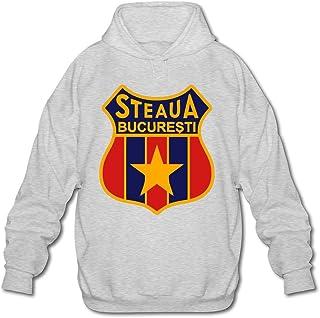 AWSY Men's Steaua Long Sleeve Hoodie Purple