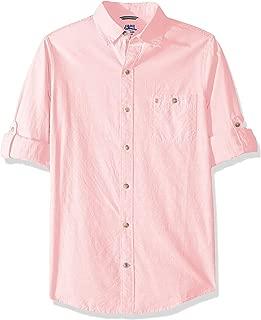 mens pink fishing shirts