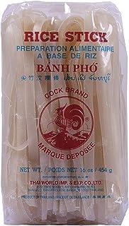 Thai World 10 mm Cock Rice Stick, 454 gm