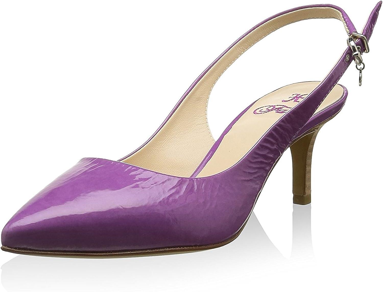 Fabi Damen Sling Pumps, lila, 36 EU