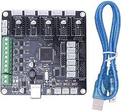 Walfront KFB3.0 3D Printer Control Board Compatible with Ramps 1.4 /Mega2560/ A4988/DRV8825/TMC2100 Stepper Motor Driver for Kossel 3D Printer