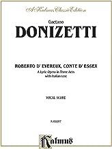 روبيرتو devereux: الإيطالي اللغة إصدار ، vocal تسجل (إصدار kalmus) (إصدار الإيطالي)