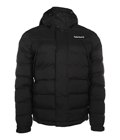 Timberland Outdoor Archive Puffer Jacket (Black) Men