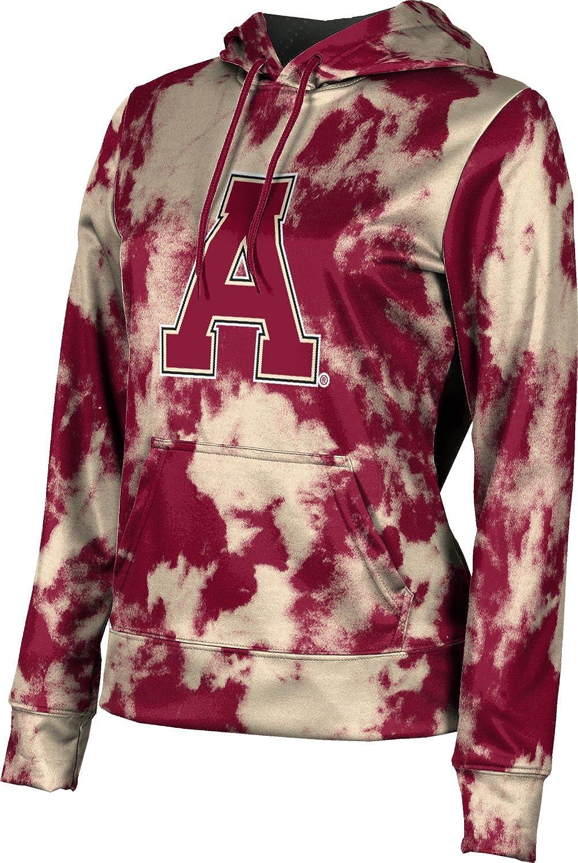 ProSphere Alma College Girls' Pullover Hoodie, School Spirit Sweatshirt (Grunge)