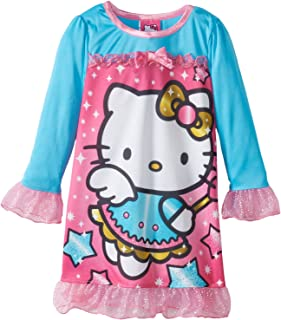 afc819909006 AME Sleepwear Nightgown Little Girls  Hello Kitty Magical Kitty Nightgown