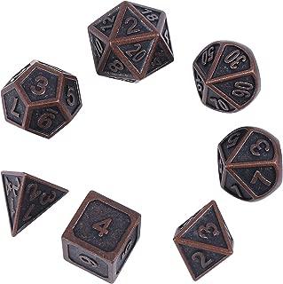 Best bronze d&d dice Reviews