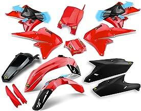 Cycra 14-18 Yamaha YZ250F Powerflow Plastic Kit (RED)