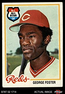 george foster card