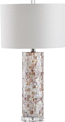 Safavieh LITS4292A Lighting Boise Cream 27.5-inch (Bulb Included) Table Lamp