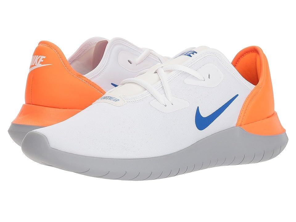Nike Hakata (White/Hyper Coral/Wolf Grey) Men