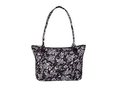 Vera Bradley Carson East/West Tote (Holland Garden) Tote Handbags
