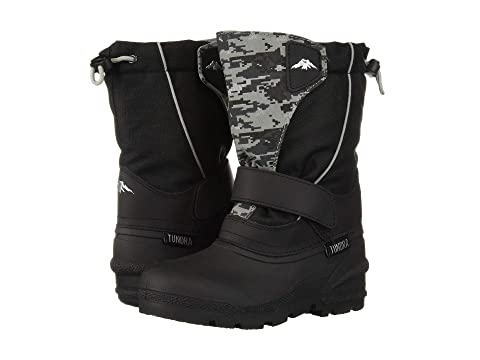 d9a5d5c8018115 Tundra Boots Kids Quebec (Toddler Little Kid Big Kid) at Zappos.com