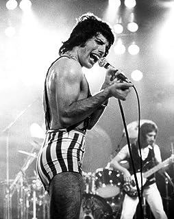 882e05d570a701 Freddie Mercury of Queen Photo Print (8 x 10)