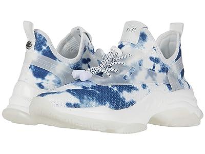 Steve Madden Myles Sneaker (Blue/White 1) Women