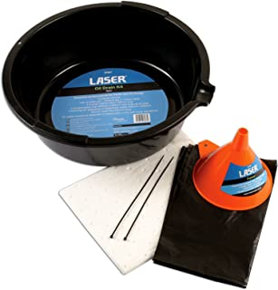 Laser 6087 - Kit para Cambio de Aceite, ...