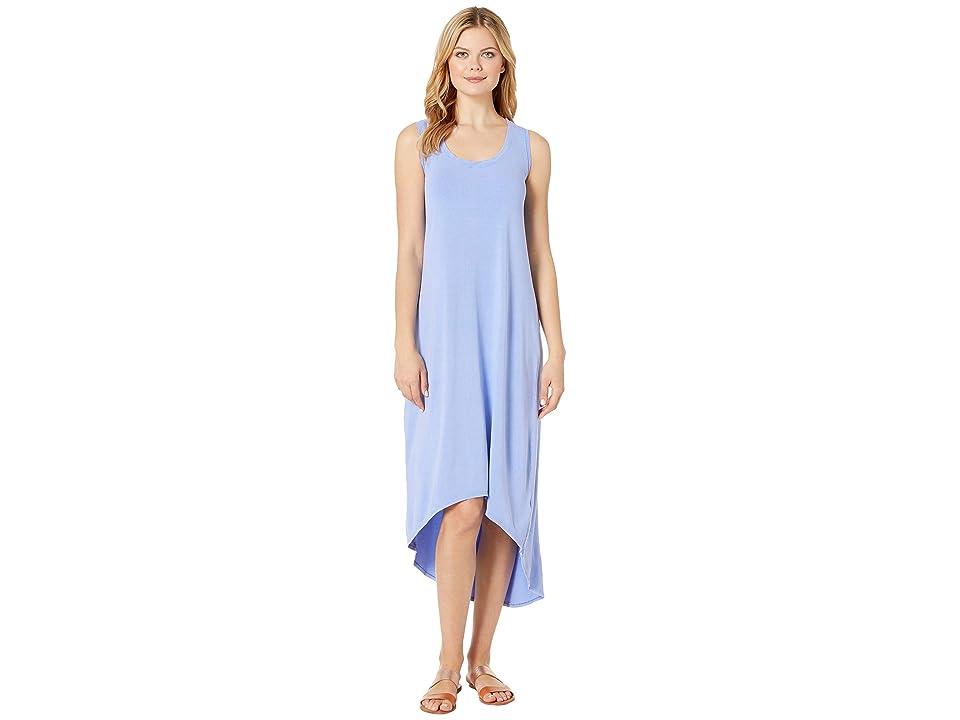 Fresh Produce Hilo Staple Maxi Dress (Peri Blue) Women