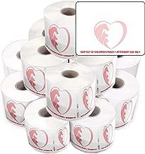 6,000 Veterinary Prescription Labels Prescription Stickers [2-1/8