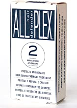 ALL hd PLEX Bond Treatment 2 Application Kit for Bleaching, Coloring, Toning, Perming, Relaxers & other chemical hair services. Protects & Improves All Hair types immediately created in Italy