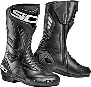 Sidi Performer Gore-Tex Motorcycle Boots (10/44, Black)