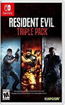 Resident Evil Triple Pack 4,5 & 6 - Nintendo Switch