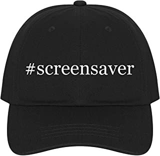 The Town Butler #Screensaver - A Nice Comfortable Adjustable Hashtag Dad Hat Cap